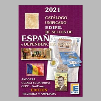 Catalogo Edifil Colonias 2021